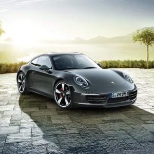 Porsche 911-50 in green