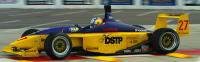 DSTP Toyota racecar