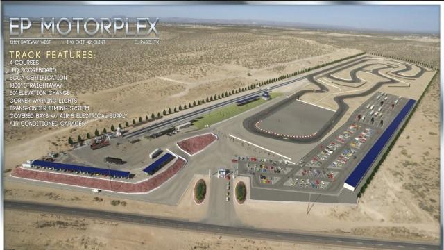 EPM Road Course