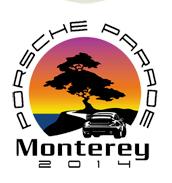 Porsche Parade 2014 logo snip